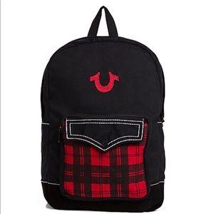 True Religion Book Bag